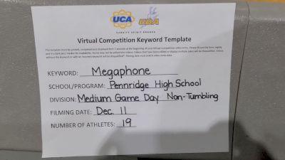 Pennridge High School [Game Day Varsity - Non-Tumble] 2020 UCA Pocono Virtual Regional