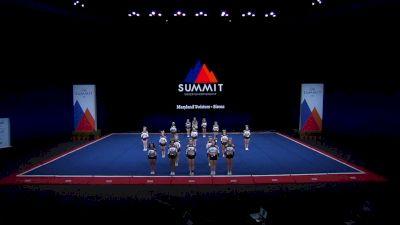Maryland Twisters - Sirens [2021 L4 Senior - Small Finals] 2021 The Summit