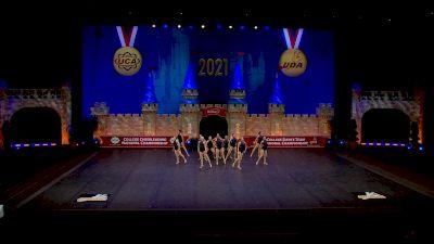 St Cloud State University [2021 Open Jazz Semis] 2021 UCA & UDA College Cheerleading & Dance Team National Championship