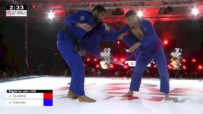 Jaime Canuto vs Jeferson Guaresi | Fight To Win 179