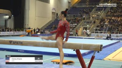 Ciena Alipio - Beam, USA - 2019 City of Jesolo Trophy