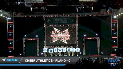 Cheer Athletics - Plano - Crewcats [2020 L6 International Global - Coed Day 1] 2020 JAMfest Cheer Super Nationals