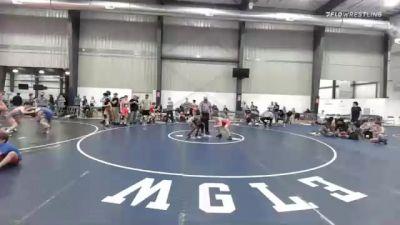 57 kg Prelims - Cody Wagner, Lion's Den Wrestling Club vs Abdulai Kargbo, Gunston Wrestling Club