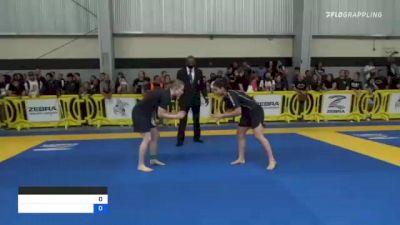SHELIAH DENAE LINDSEY vs VICTÓRIA MONTREZOR 2021 Pan IBJJF Jiu-Jitsu No-Gi Championship