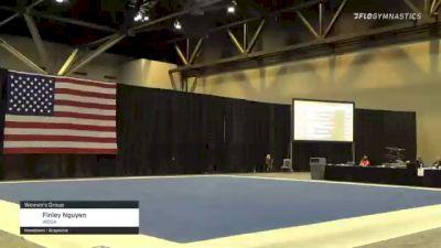 Finley Nguyen - Women's Group, WOGA - 2021 USA Gymnastics Championships