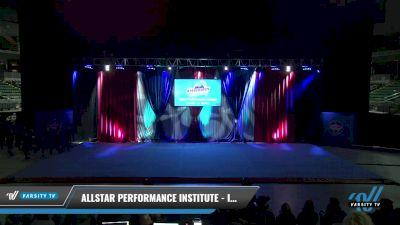 Allstar Performance Institute - Inferno [2021 L2 Junior - D2 - Medium Day 2] 2021 The American Gateway DI & DII