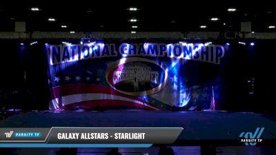 Galaxy AllStars - Starlight [2021 L2 Junior - D2 - Small Day 2] 2021 ACP: Tournament of Champions