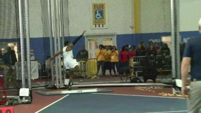 2019 MEAC Indoor Championships - Final Day Replay