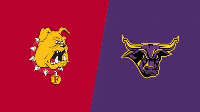 Full Replay - Ferris State vs Minnesota State - WCHA Men's QF 1, Game 2 - Mar 13