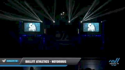 Bullitt Athletics - Notorious [2021 L6 Senior Open Day 2] 2021 COA: Midwest National Championship