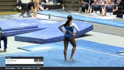 Nia Dennis - , UCLA - 2020 California Grand Invitational & Collegiate Challenge