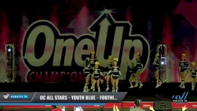 OC All Stars - Youth Blue - Foothill Ranch [2021 L3 Youth - Small Day 2] 2021 One Up National Championship