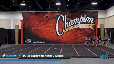 Cheer Energy All Stars - Impulse [2021 L4.2 Senior] 2021 Wolfpack Championship