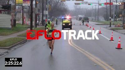 Joey Whelan Surprise Winner Of Austin Marathon