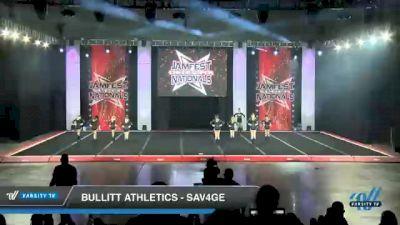 Bullitt Athletics - SAV4GE [2021 L4 Youth Day 1] 2021 JAMfest Cheer Super Nationals