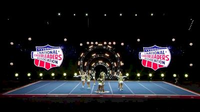 World Class All Stars - Fame [2018 L5 XS Coed Day 1] NCA All-Star National Championship
