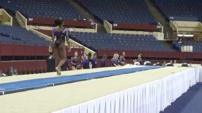 Chae Campbell - Vault, Metroplex Gymnastics - Metroplex Challenge (Club)