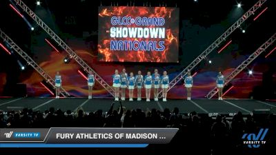 Fury Athletics of Madison - Respect [2020 L3 Senior - D2 - Small - A Day 1] 2020 GLCC: The Showdown Grand Nationals