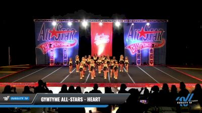 GymTyme All-Stars - Heart [2021 L4 Youth Day 2] 2021 ASCS: Tournament of Champions & All Star Prep Nationals