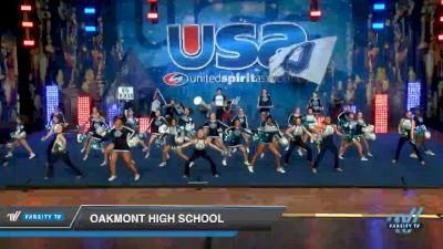 Oakmont High School [2019 Crowdleader Teams Day 1] 2019 USA Spirit Nationals