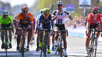 Coryn Rivera, Former Tour Of Flanders Winner Talks About Team USA's 2021 Road World Championship Chances
