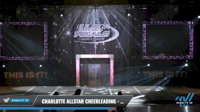 Charlotte Allstar Cheerleading - Electric [2021 L1.1 Youth - PREP Day 1] 2021 The U.S. Finals: Louisville