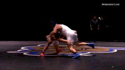152 lbs Final - Mathew Singleton, Woodward Academy (GA) vs Chase Saldate, Gilroy