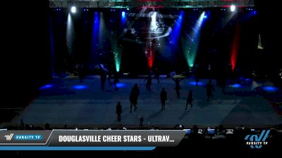 Douglasville Cheer Stars - UltraViolet [2021 L1 Youth - D2 - Small - B Round] 2021 The U.S. Finals: Pensacola