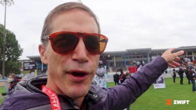 All Access Paris-Roubaix: Wet And Wild Men's And Women's Paris-Roubaix Races Live Up To Hype