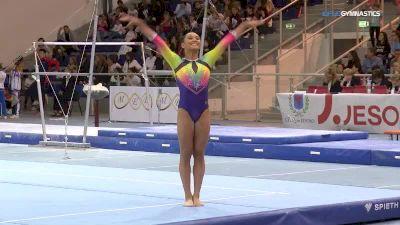 Emma Malabuyo USA - Floor, Senior - 2018 City of Jesolo Trophy