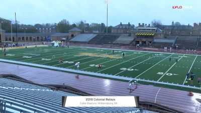 2019 Colonial Relays - Day One Replay, Part 2