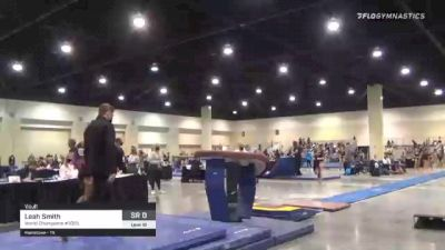 Leah Smith - Vault, World Champions #1055 - 2021 USA Gymnastics Development Program National Championships