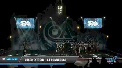Cheer Extreme - C4 BombSquad [2021 L4 Senior Coed - Medium Day 1] 2021 COA: Midwest National Championship