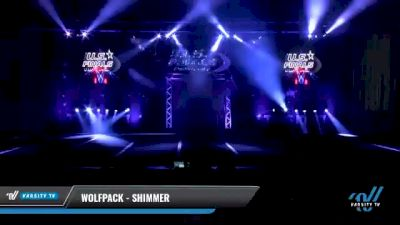 Wolfpack - Shimmer [2021 L1 Youth Day 1] 2021 The U.S. Finals: Myrtle Beach