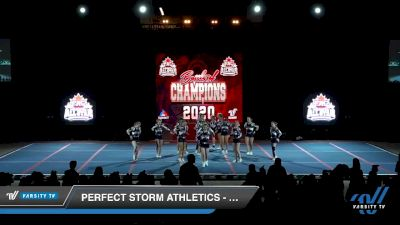 Perfect Storm Athletics - Tornadoes [2020 L4 Senior Coed Day 2] 2020 PAC Battle Of Champions
