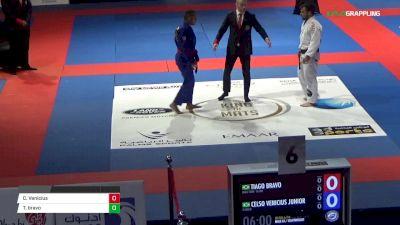 Tiago Bravo vs Celso Vinicius Abu Dhabi King of Mats 2018