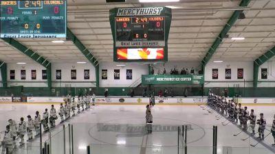 Full Replay - Robert Morris vs Mercyhurst | Atlantic Hockey