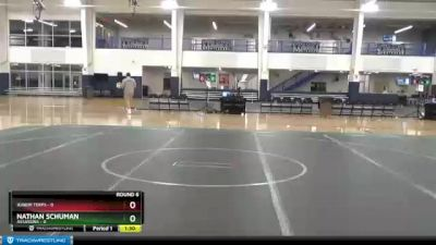 120 lbs Round 3 - Jacob McDonald, Unattached vs Mars Coste, Unattached