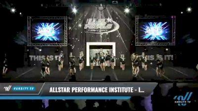 Allstar Performance Institute - Inferno [2021 L2 Junior - D2 - Medium Day 1] 2021 The U.S. Finals: Kansas City