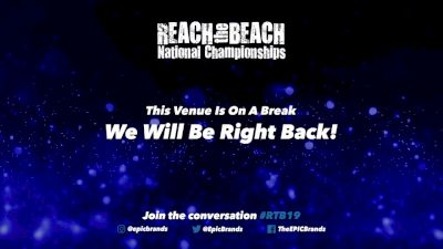 2019 Reach The Beach Nationals - PAC - Mar 24, 2019 at 11:44 AM EDT