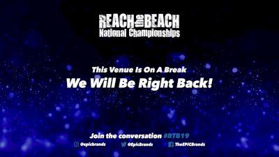 2019 Reach The Beach Nationals - PAC - Mar 24, 2019 at 11:44 AM EDT