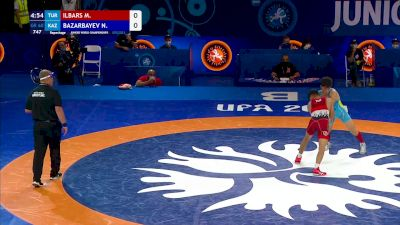60 kg Repechage #2 - Mert Ilbars, Turkey vs Nursultan Bazarbayev, Kazakhstan