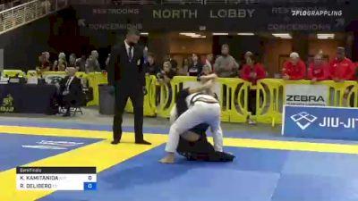 KOUICHI KAMITANIDA vs RONALDO DELIBERO 2021 Pan Jiu-Jitsu IBJJF Championship