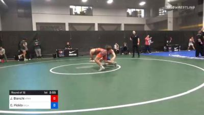 70 kg Prelims - Joey Bianchi, Arkansas Regional Training Center vs Cameron Picklo, Oklahoma Regional Training Center