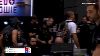 Jon Blank vs Murilo Santana 2019 ADCC World Championships