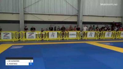 ITALO DE AZAVEDO vs ANDRE PORFIRIO 2021 Pan IBJJF Jiu-Jitsu No-Gi Championship