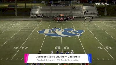 S. California vs. Jacksonville - 2019 FBU National Championship | Barron Collier