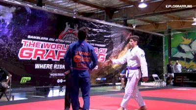 Juno Lucero vs Tainan Dalpra World Series of Grappling #2