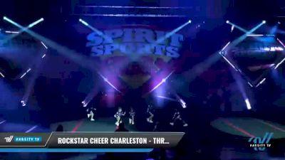 Rockstar Cheer Charleston - Three 6 Mafia [2021 L1 Tiny - Novice - Exhibition Day 1] 2021 Spirit Sports: Battle at the Beach