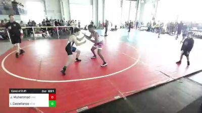 149 lbs Rr Rnd 1 - Jeremy Gray, Undisputed vs Luke Toth, Carlson Gracie Escondido